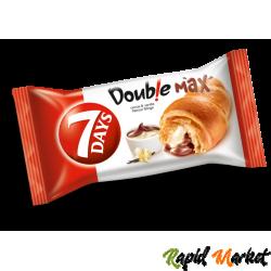 7DAYS Double Max Cacao&Vanilla 80g