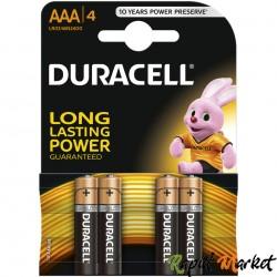 DURACELL Baterii AAA LR03 4BUC