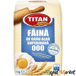 TITAN Faina Alba Superioara Tip 000 1Kg