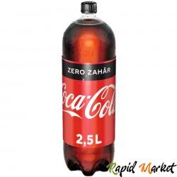 COCA COLA Zero 2.5L