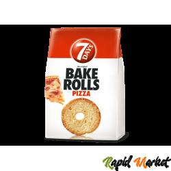 7DAYS BakeRolls Pizza 80g