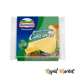 HOCHLAND Branza Topita Felii Cascaval 140g
