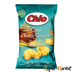 CHIO CHIPS Kettle Cooked Sare De Mare 80g