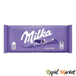 MILKA  Ciocolata Alpine Milk 100g