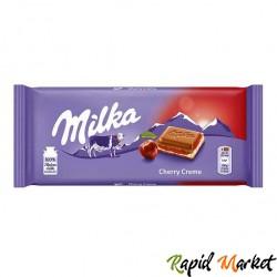 MILKA Ciocolata Cherry 100g