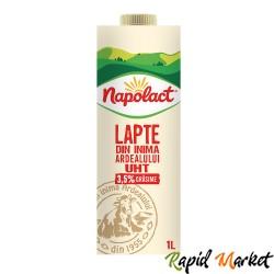 NAPOLACT Lapte 3.5% 1L