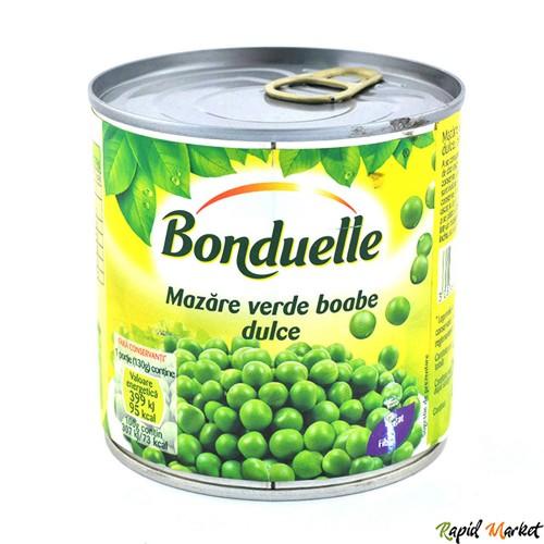 BONDUELLE Mazare Verde Boabe 400g