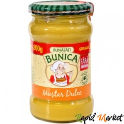 BUNATATI DE LA BUNICA Mustar Dulce 300G