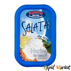 BONITO Salata Icre Hering si ceapa 170G