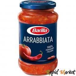 BARILLA Arrabbiata Sos Paste 400g