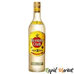 HAVANA CLUB Rom 3yo 700ml