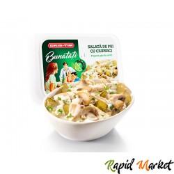 CRIS TIM Salata de Pui cu Ciuperci 250g