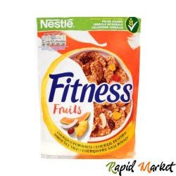 NESTLE Fitness Cereale Fructe 225g