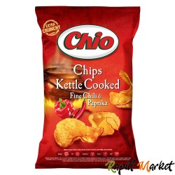 CHIO CHIPS Kettle Cooked Chilli Si Paprica 80g