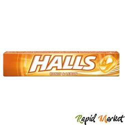 HALLS Honey&Lemon 33.5g