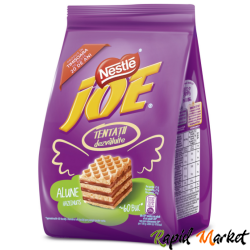 NESTLE Napolitane Joe Moments cu aroma de alune 180g