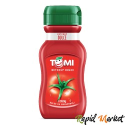 TOMI Ketchup Dulce 350g