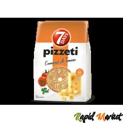 7DAYS Pizzeti Branza&Rosii 80g