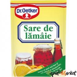DR.OETKER Sare de Lamaie 8g