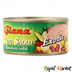 GIANA Salata Ton Exotic185G