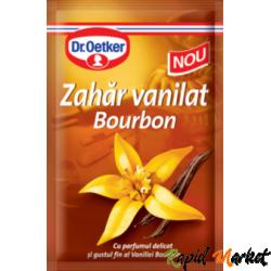 DR.OETKER Zahar Vanilat Bourbon 8g